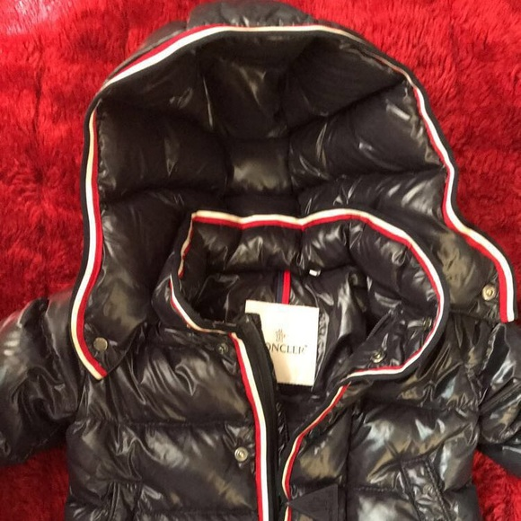 Moncler Other - Authentic Moncler boys jacket size 12-18 months